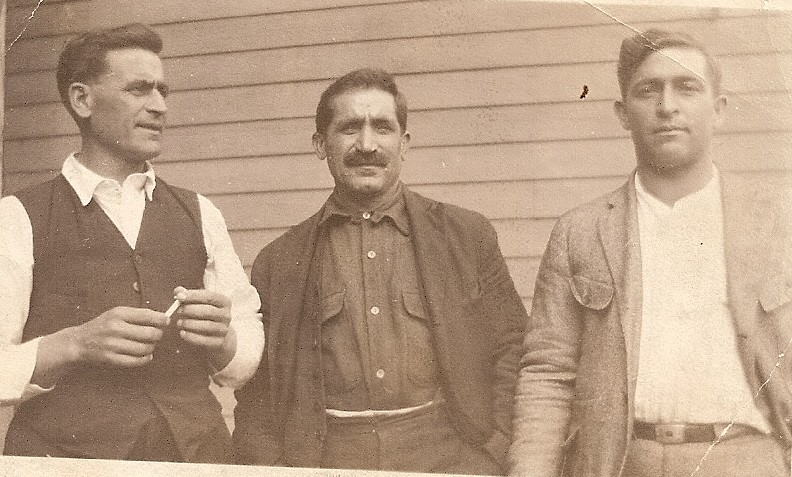 Carbone Brothers, ca. 1918?